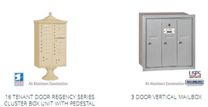 Buy commercial mailboxes online